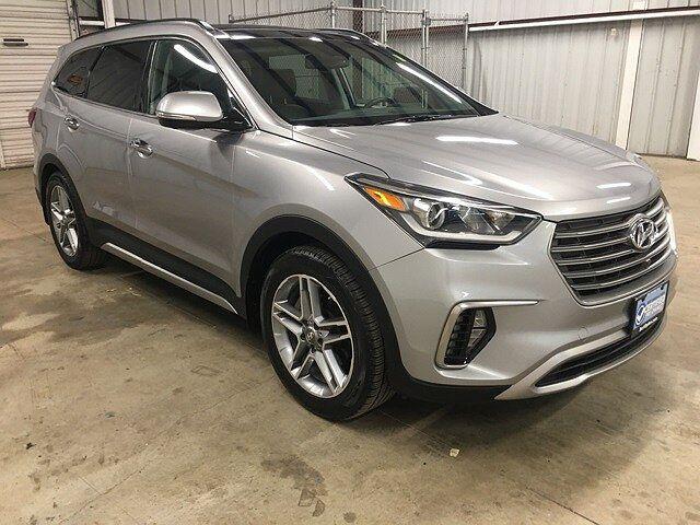 2017 Hyundai Santa Fe Limited Edition Ultimate