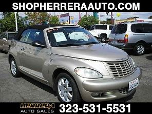 Image of Used 2005 Chrysler PT Cruiser Touring