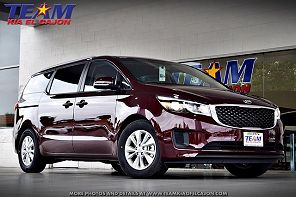 Image of Used 2015 Kia Sedona LX