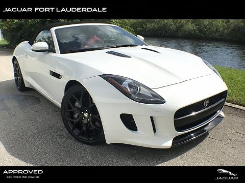 Image of Certified 2014 Jaguar F-type