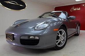 Image of Used 2005 Porsche Boxster Base