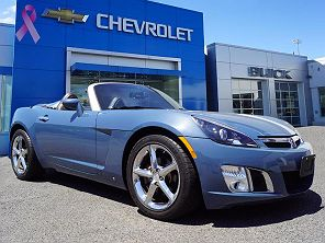 Image of Used 2008 Saturn Sky Red Line