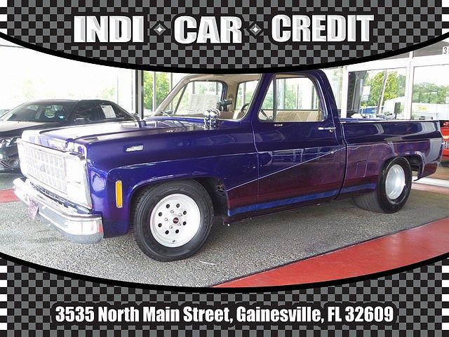 1979 Chevrolet C/K 1500 Scottsdale