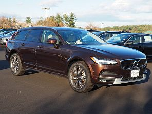 Image of New 2017 Volvo V90 Cross Country T6