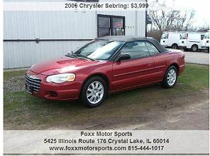Image of Used 2006 Chrysler Sebring GTC