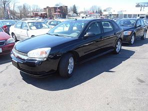 Image of Used 2004 Chevrolet Malibu Maxx LS