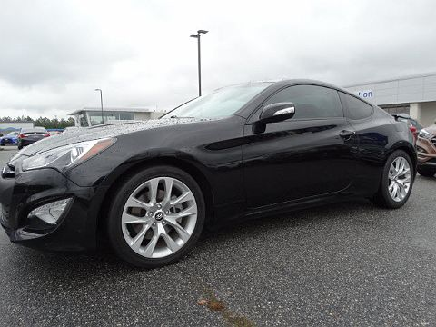 Image of Certified 2013 Hyundai Genesis coupe