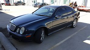 Image of Used 2001 Mercedes-Benz CLK-class 430