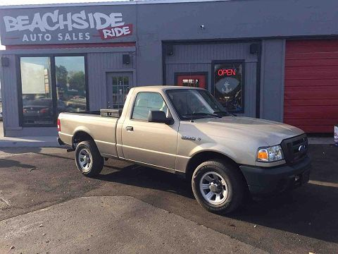 Image of Used 2008 Ford Ranger XL
