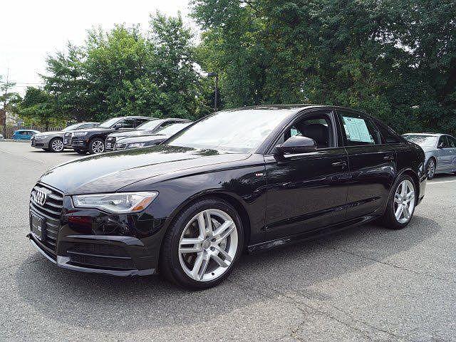 2016 Audi A6 Premium