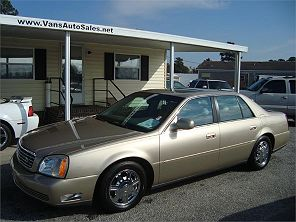 Image of Used 2005 Cadillac DeVille