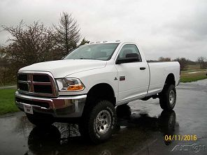Image of Used 2012 Ram 2500 ST