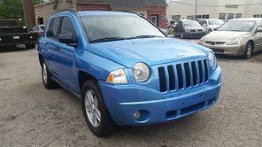 Image of Used 2008 Jeep Compass Sport