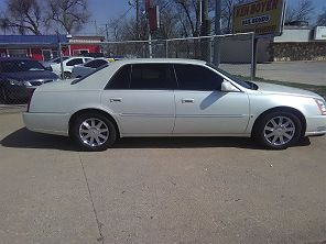 Image of Used 2007 Cadillac DTS
