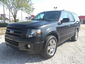 Image of Used 2010 Ford Expedition / Expedition Max Limited
