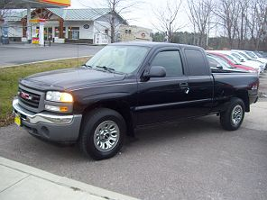 Image of Used 2007 GMC Sierra Classic 1500