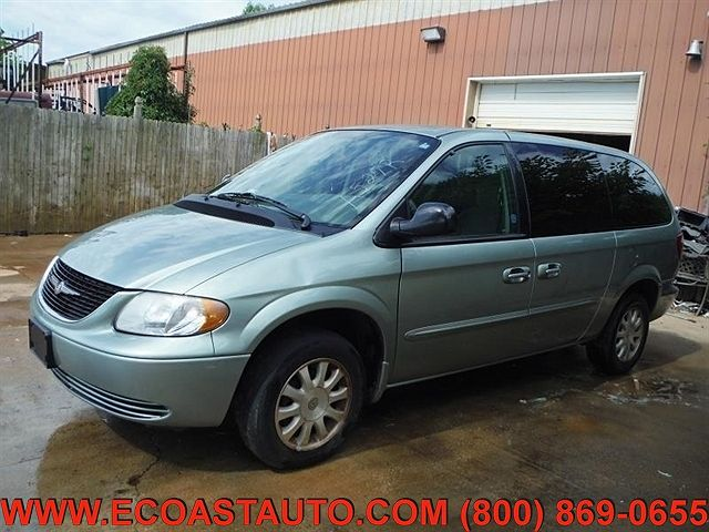 2003 Chrysler Town & Country LX
