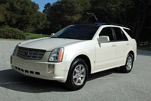 Image of Used 2008 Cadillac SRX