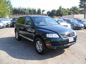 Image of Used 2006 Volkswagen Touareg
