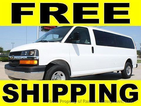 Image of Used 2014 Chevrolet Express 3500