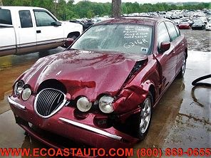 Image of Used 2001 Jaguar S-type
