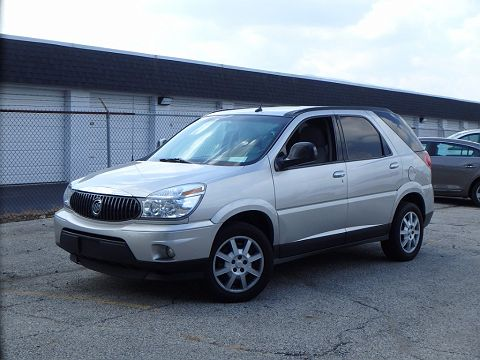 Image of Used 2007 Buick Rendezvous CX