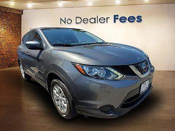 2019 Nissan Rogue Sport S en venta en Woodside, NY Image