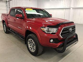 2017 Toyota Tacoma SR5 en venta en Edinburg, TX Image