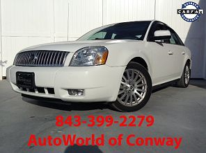 Image of Used 2007 Mercury Montego Premier