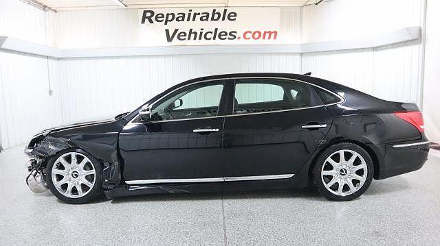 2012 Hyundai Equus Ultimate