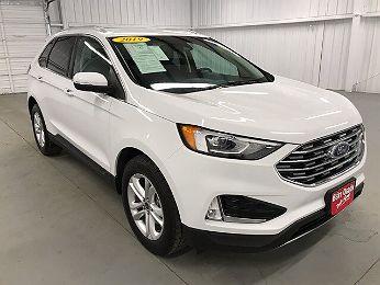 2019 Ford Edge SEL en venta en Edinburg, TX Image
