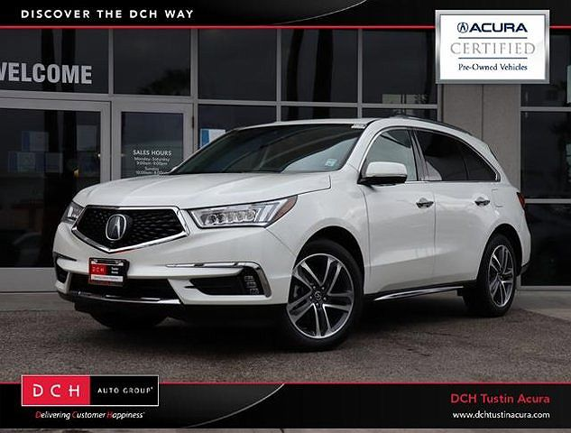 2018 Acura MDX Advance