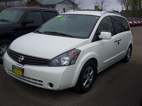 Image of Used 2008 Nissan Quest