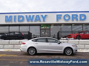 Image of Used 2017 Ford Fusion SE