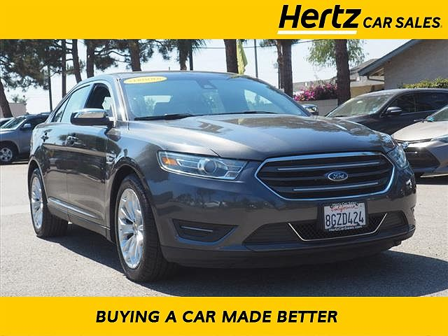 2019 Ford Taurus Limited Edition