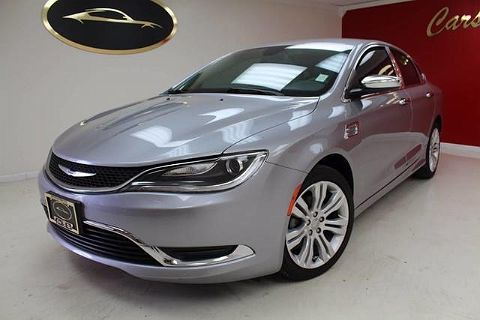 Image of Used 2015 Chrysler 200 Limited