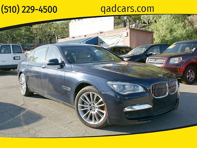 2014 BMW 7 Series 750Li image