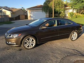 Image of Used 2014 Volkswagen CC Executive