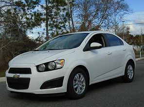 Image of Used 2013 Chevrolet Sonic LT