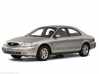 2001 Mercury Sable LS Premium