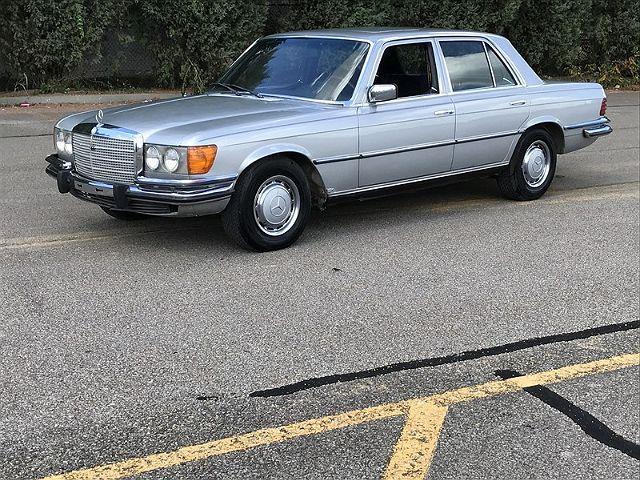 1973 Mercedes-Benz 450 SE