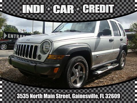 Image of Used 2006 Jeep Liberty Sport