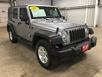 2017 Jeep Wrangler Sport en venta en Edinburg, TX Image