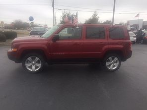 Image of Used 2016 Jeep Patriot Latitude