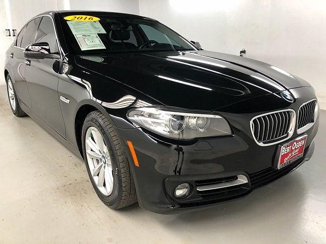 2016 BMW 5 Series 528i