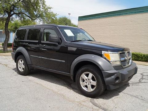 Image of Used 2007 Dodge Nitro SXT