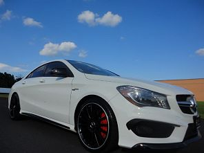 Image of Used 2015 Mercedes-AMG CLA45 4Matic 45 AMG