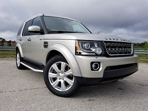 Image of Used 2015 Land Rover LR4 HSE