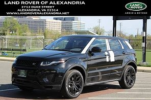 Image of New 2017 Land Rover Range Rover Evoque HSE Dynamic