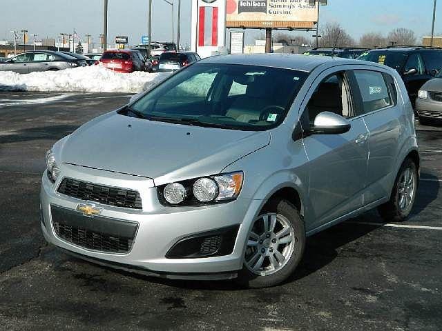 2012 Chevrolet Sonic LT LT1